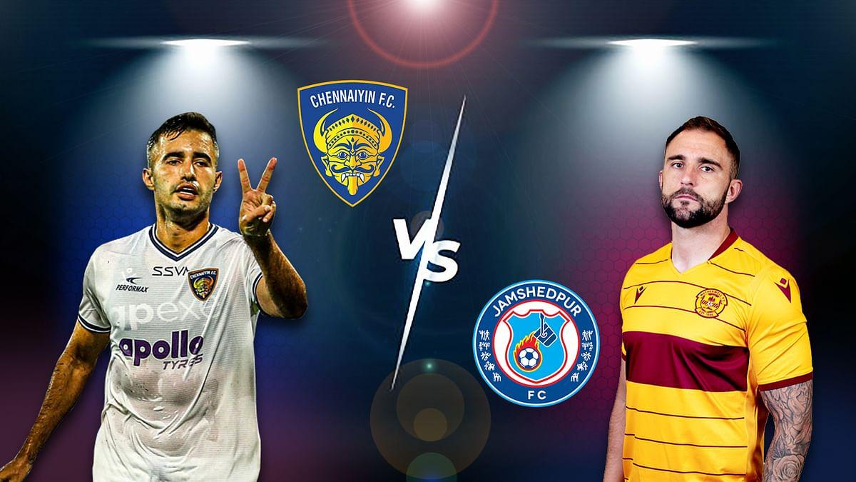 ISL 2020-21 : दो बार के चैम्पियन चेन्नई ने जमशेदपुर को 2-1 से हराया