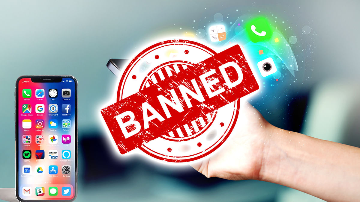 India banned 43 Chinese mobile apps for the fourth time