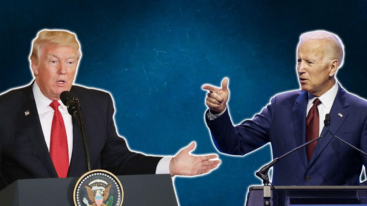 डेमोक्रेटिक और रिपब्लिकन पार्टियों के बीच कड़ा मुकाबला, मतगणना जारी