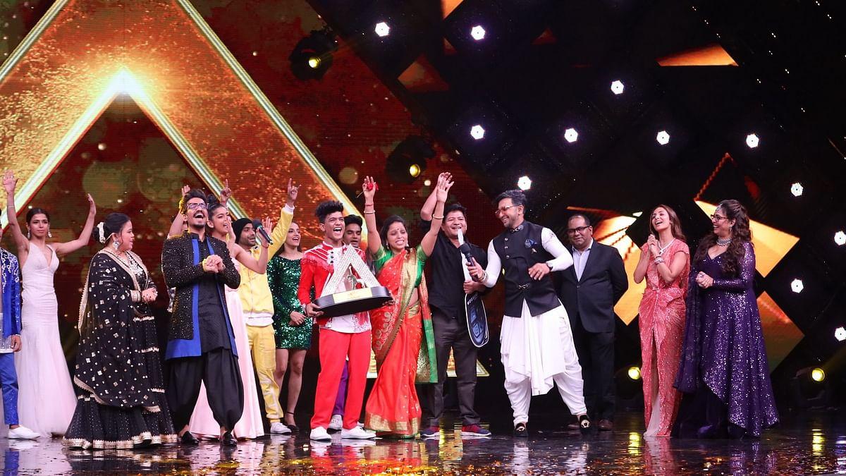टाइगर पॉप ने जीता 'इंडियाज बेस्ट डांसर' का खिताब, मिला 15 लाख कैश