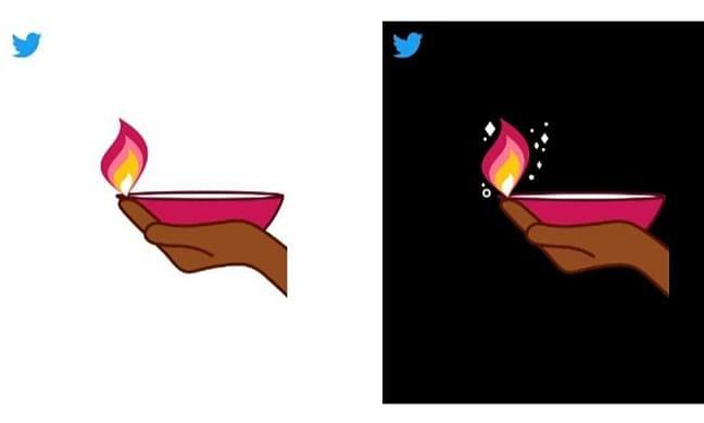 Twitter Diwali Emoji