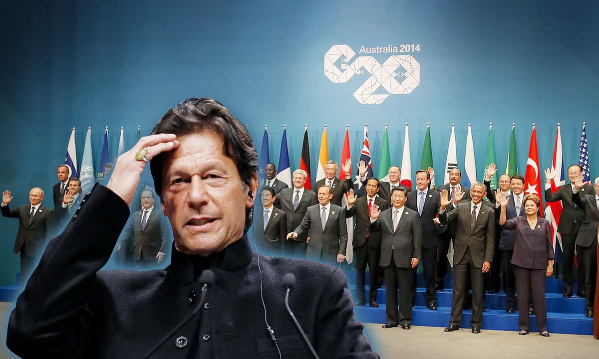 Pakistan gets Financial relief from 14 member countries of g20