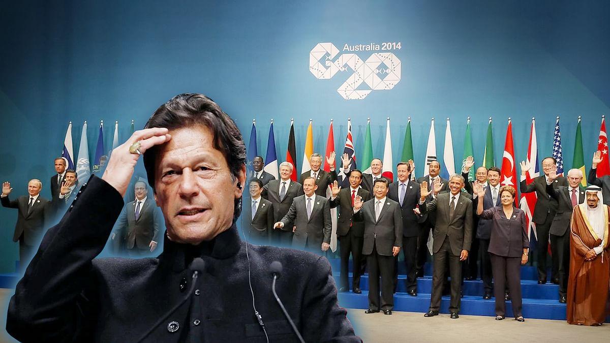 G20 के 14 सदस्य देशों से पाकिस्तान को मिली आर्थिक राहत