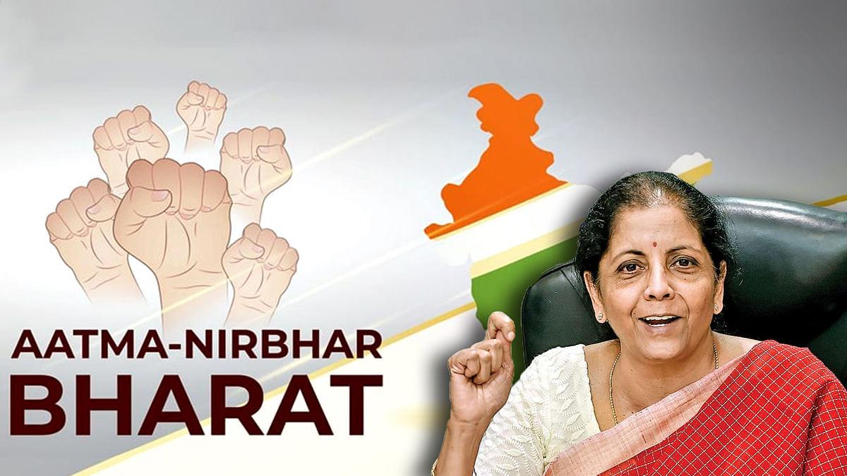 वित्त मंत्री सीतारमण ने लांच की 'आत्मनिर्भर भारत रोजगार योजना'