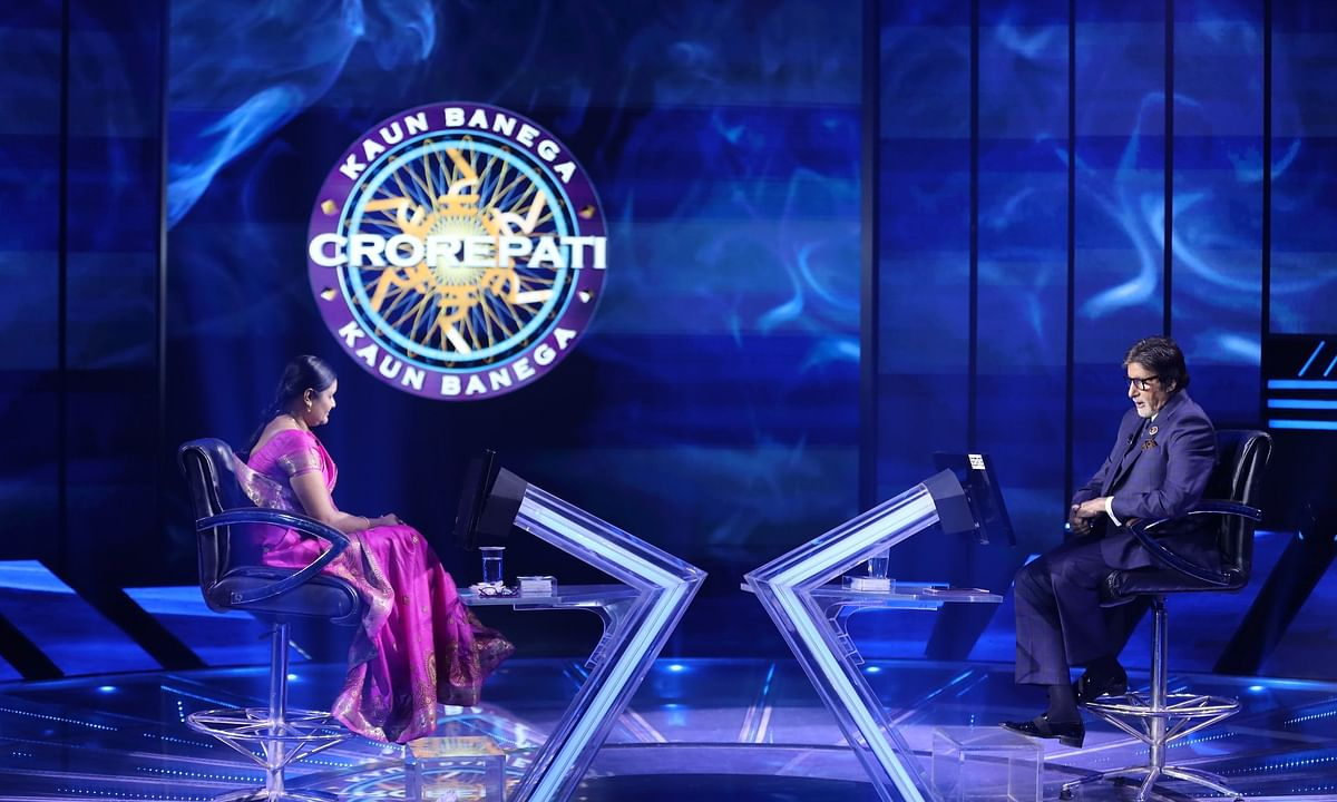 KBC 12 Anupa Das quits the show on the question of 7 crores