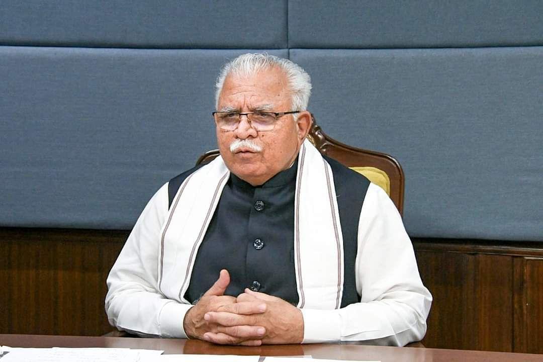 हरियाणा दिवस पर मुख्यमंत्री खट्टर ने प्रदेशवासियों को दी बधाई