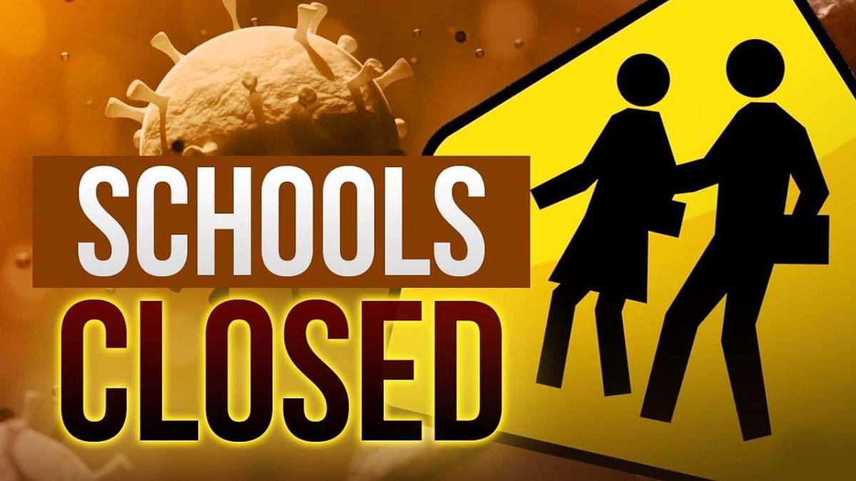 स्कूलों में कोरोना के हाहाकार से घबराई सरकार-इन राज्यों के सभी स्कूल बंद