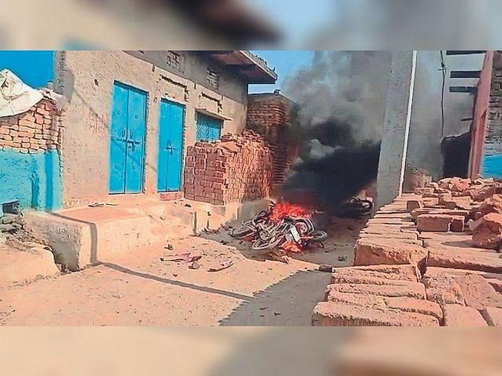दबंगों ने दलित के परिवार पर ढाया कहर, बदसलूकी कर गांव में मचाया हुड़दंग