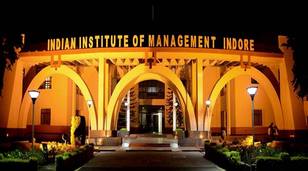 इंदौर : आईआईएम इंदौर को मिला शीर्ष बिजनेस स्कूल की सूची में तीसरा स्थान