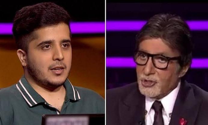 KBC 12: अंकुश शर्मा ने 50 लाख के सवाल पर छोड़ा शो