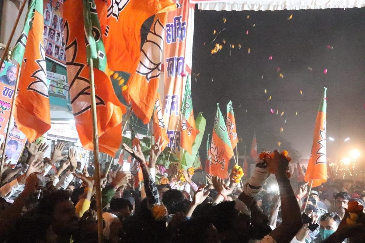 जीत से साबित हुआ कि जनता सिंधिया और उनके समर्थकों के कदम का समर्थन कर रही