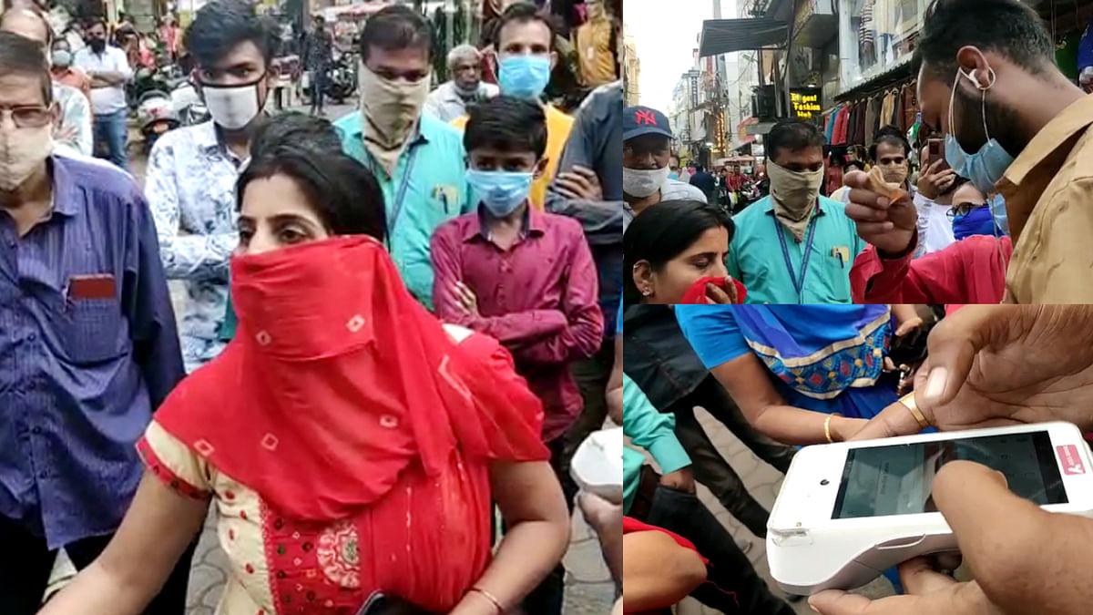 भोपाल: राजधानी में बढ़ते संक्रमण को लेकर प्रशासन हुआ सख्त, चलाया बड़ा अभियान