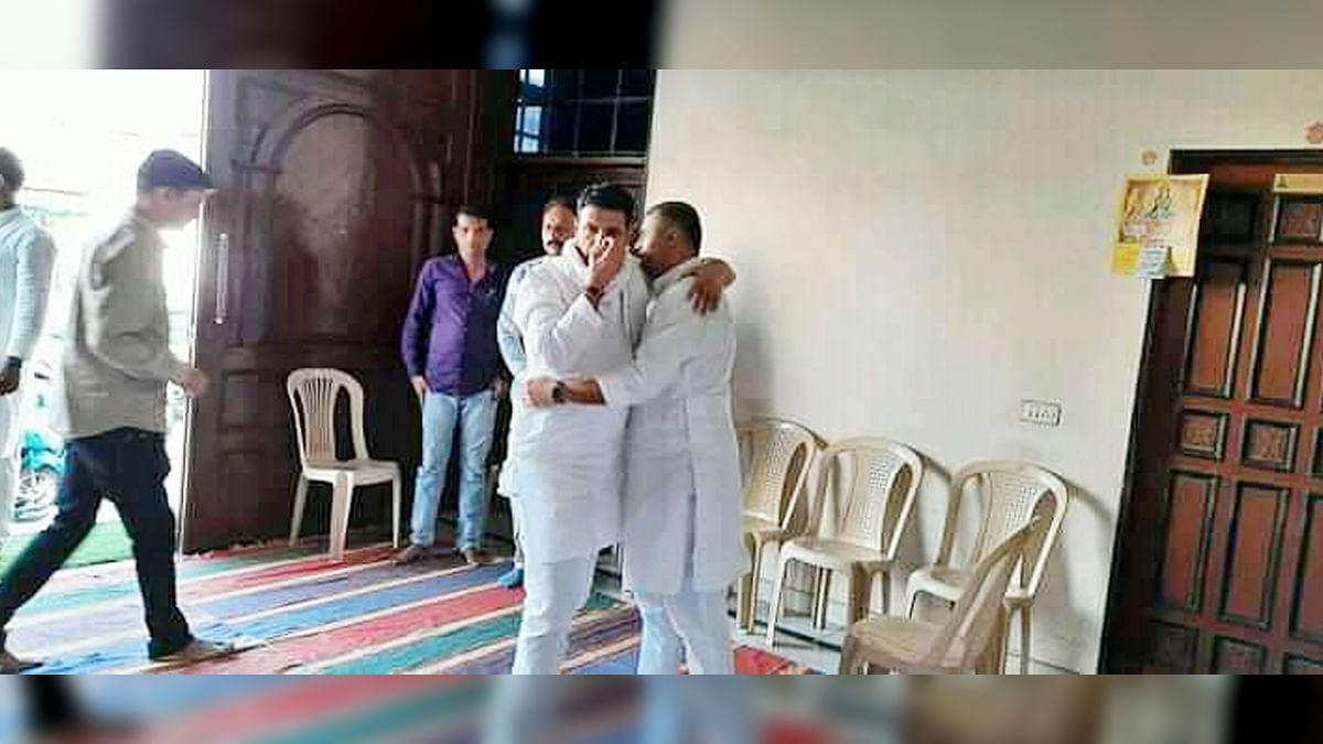 पूर्व MLA विनोद डागा के परिवार को सांत्वना देने पहुंचे नेता पटवारी और चौधरी