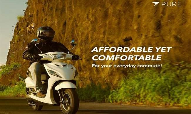 Pure EV will launch electric scooter Atrance Neo in India