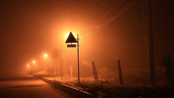 भोपाल : शाम ढलते ही लुढ़का 7.6 डिग्री पारा, मौसम हुआ कूल