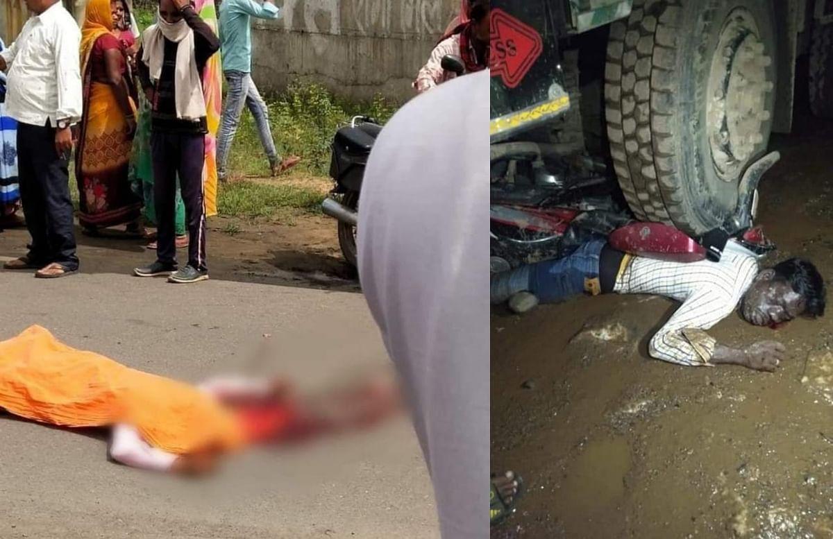 दुर्घटनाओं में जान गवाने वाले लोगों की संख्या में पिछले 3 सालों में इजाफा