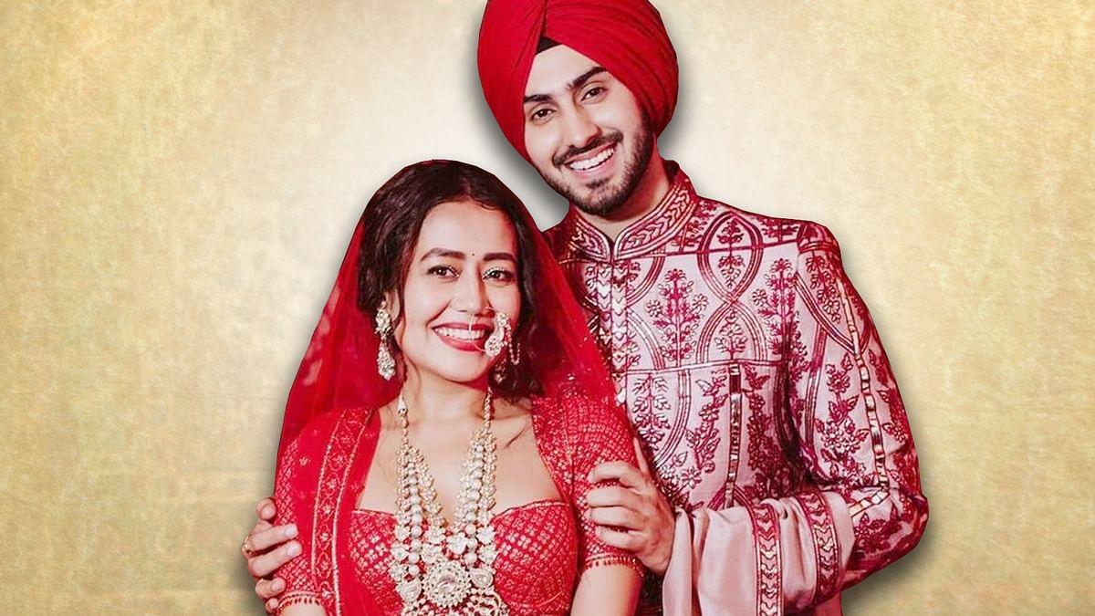 हनीमून के लिए रवाना हुए नेहा कक्कड़ और रोहनप्रीत सिंह, वायरल हो रही है फोटो