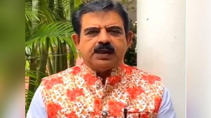 कम्प्यूटर बाबा पर की कार्रवाई के बाद सियासत गरमाई, BJP MP लालवानी का बयान