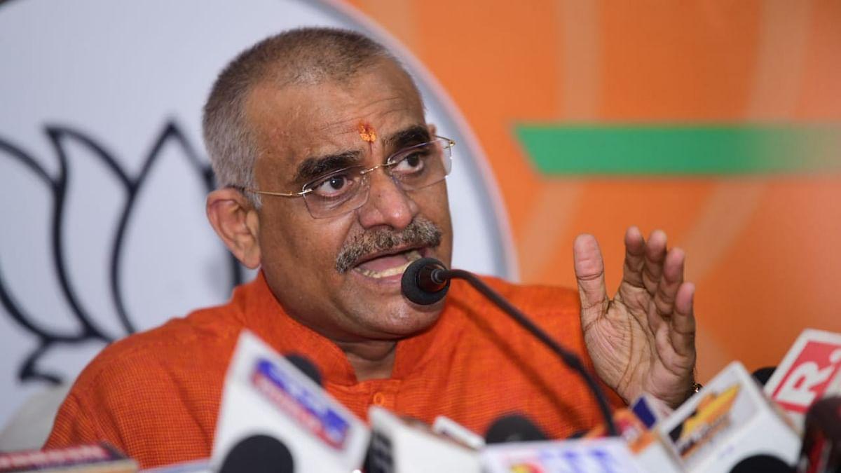 कांग्रेस के दिग्गज नेताओं पर वीडी शर्मा का तीखा प्रहार, कही ये बड़ी बात