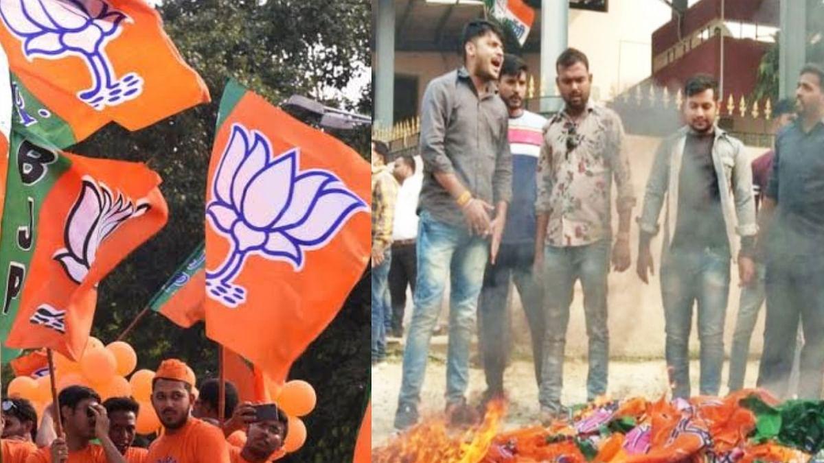 भाजपा ने पूर्व MLA को पार्टी से निकाला, सत्यपाल के समर्थकों ने जताई नाराजगी