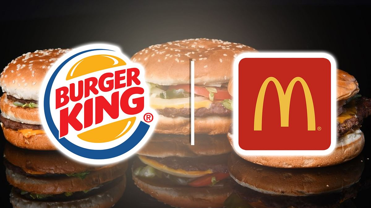 बर्गर किंग्स ने की McDonald's के बर्गर खरीदने की अपील, लोग रह गए हैरान