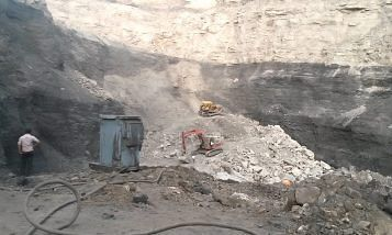 China Shaanxi province coal mine accident