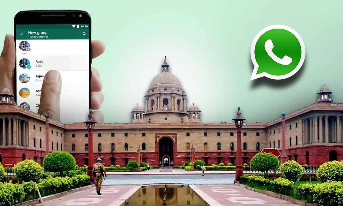 Central Government warns about Fake Messages of WhatsApp