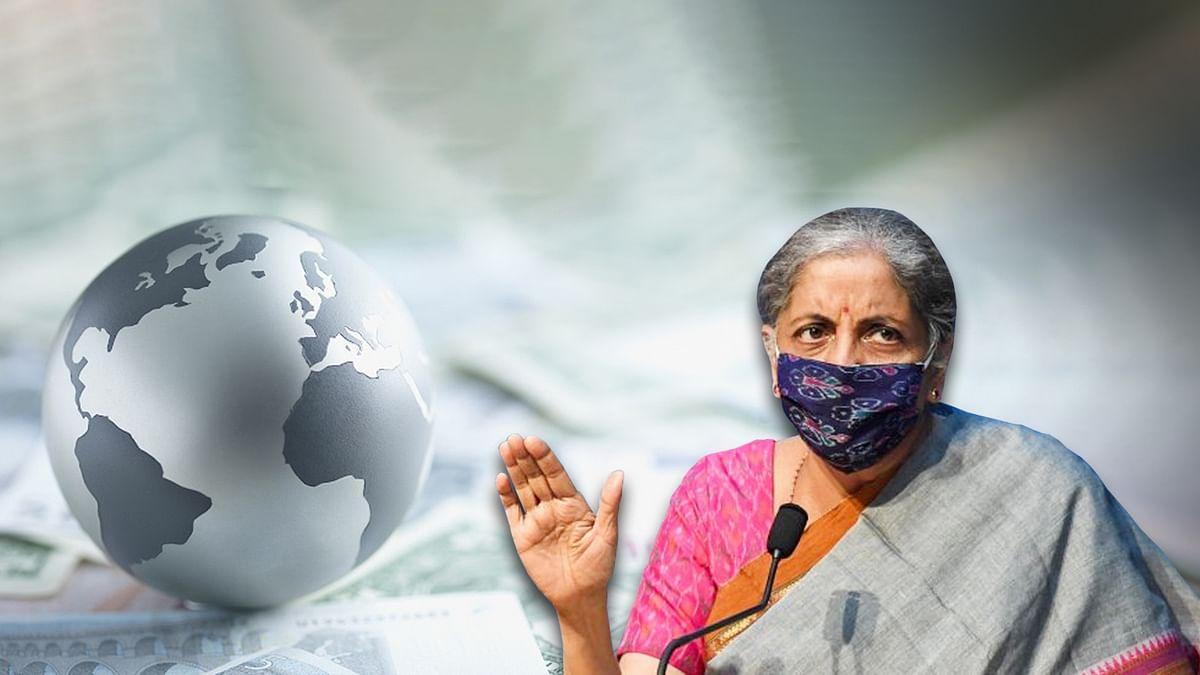 सीतारमण: ग्लोबल इन्वेस्टमेंट हॉटस्पॉट बनाने हेतु आर्थिक सुधारों की गति जारी