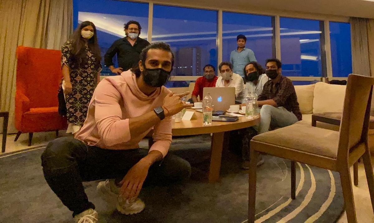 पुलकित सम्राट ने फिल्म 'सुस्वागतम खुशामदीद' के लिए तैयारी शुरू की