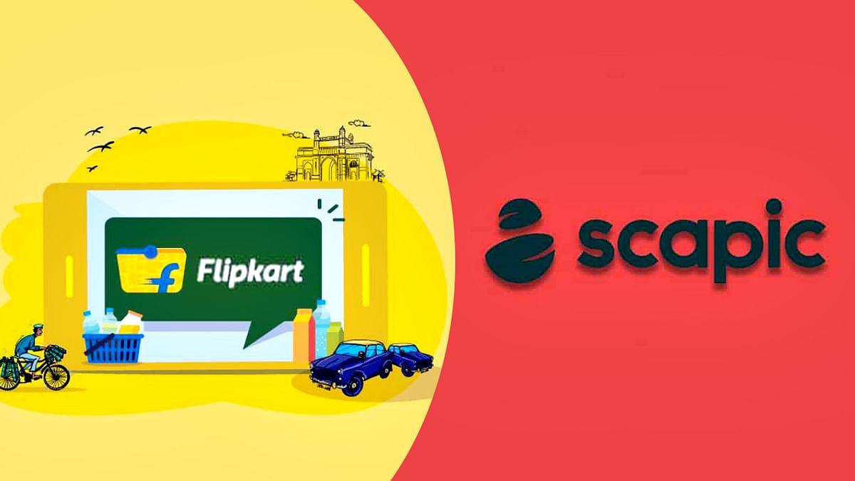 Flipkart ने किया Augmented Reality कंपनी Scapic का अधिग्रहण
