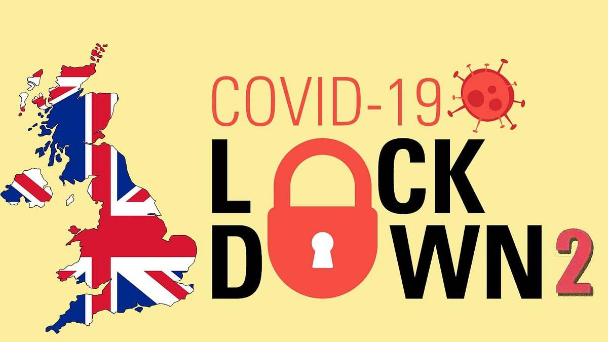 #lockdownUK: कोरोना की दूसरी लहर ने बढ़ाई चिंता-ब्रिटेन में लगा लॉकडाउन-2