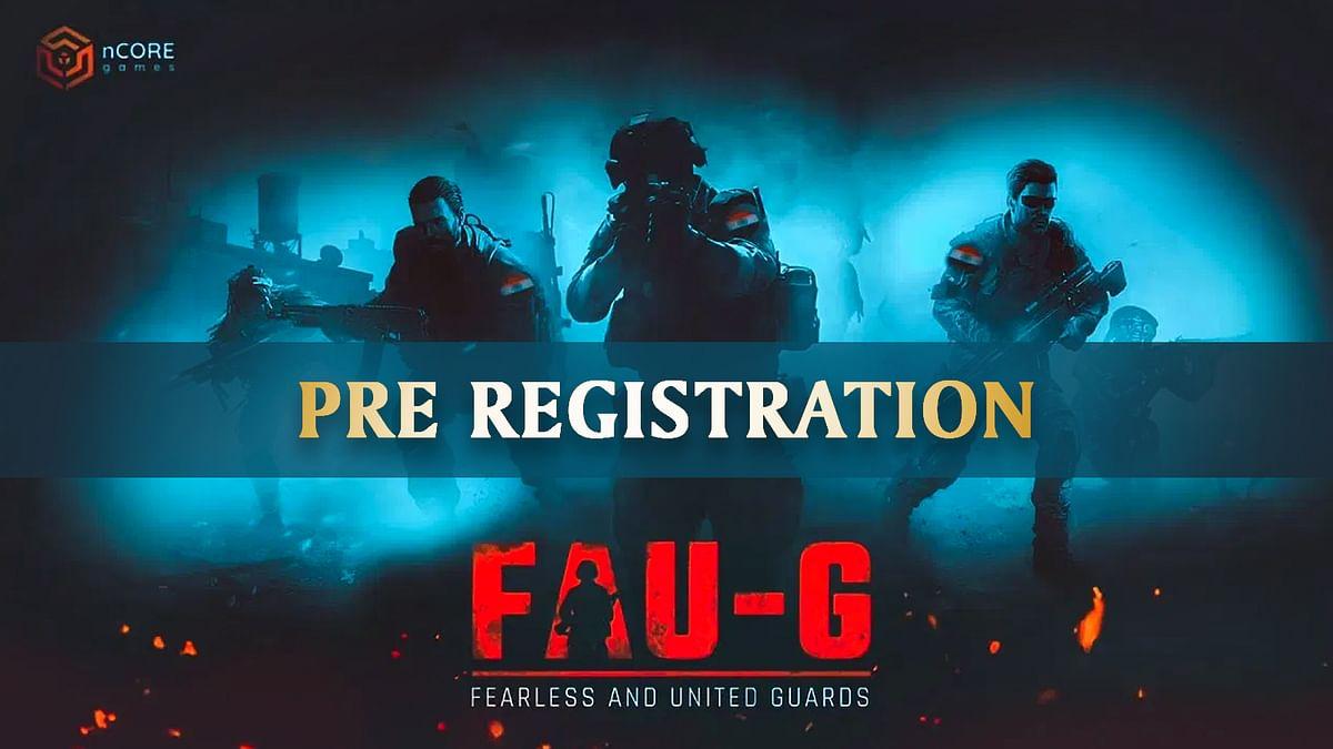 FAU-G : एक्शन गेम FAU-G के लिए प्री-रजिस्ट्रेशन शुरू