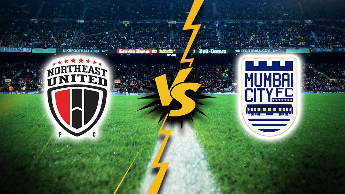 ISL 2020-21 : नॉर्थईस्ट यूनाइटेड ने मुम्बई सिटी को 1-0 से हराया