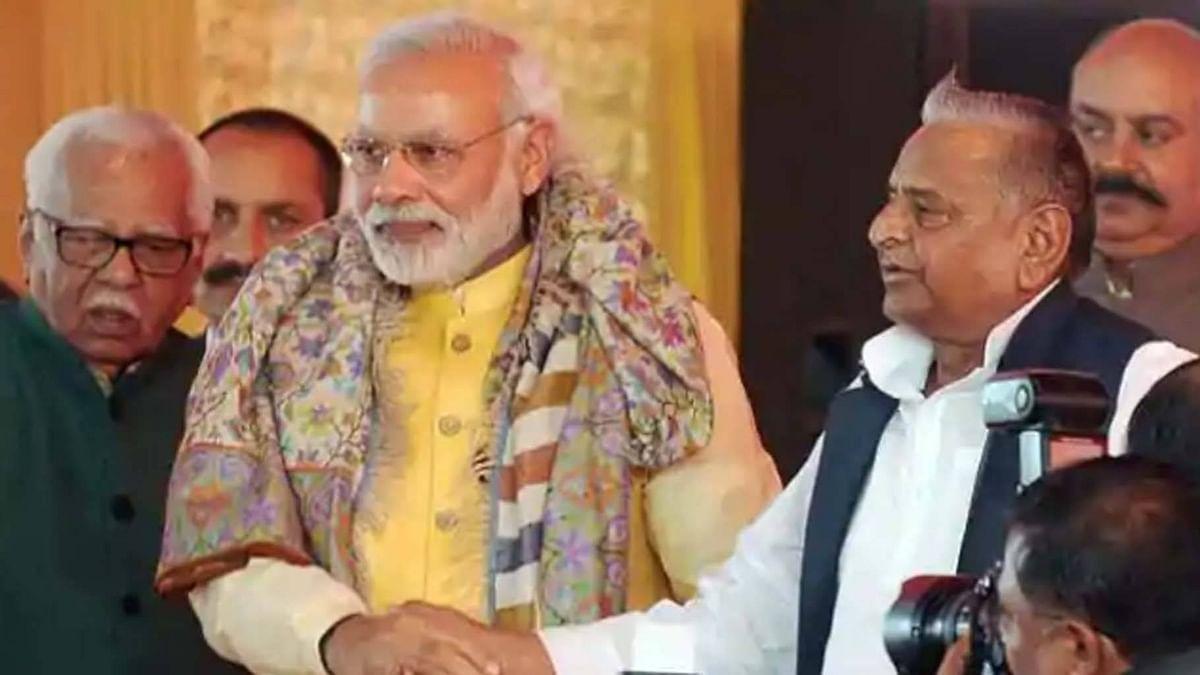मुलायम सिंह यादव के बर्थडे पर PM मोदी ने कॉल करके कही ये बड़ी बात