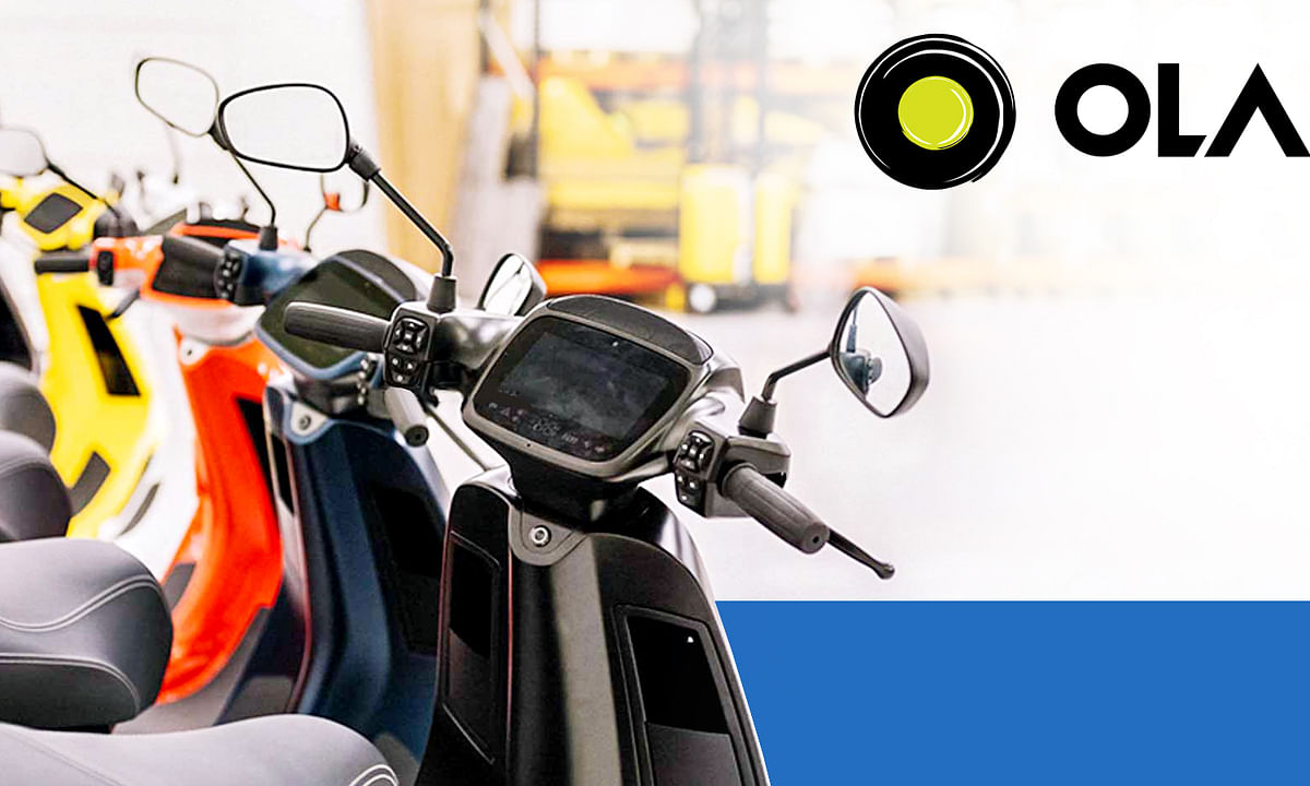 Ola will launche first electric scooter