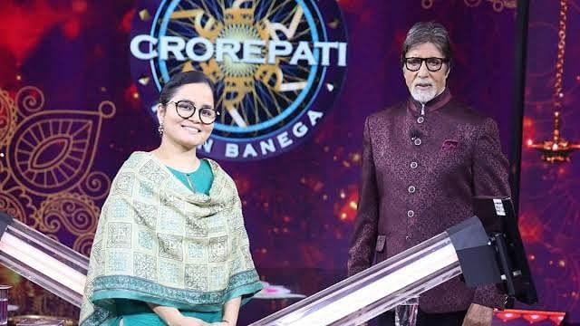 KBC 12: नाजिया नसीम ने 7 करोड़ रुपये के सवाल पर क्विट किया शो