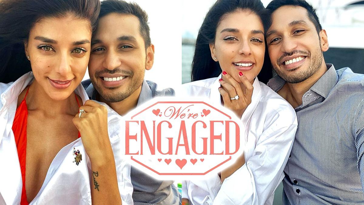 सिंगर अर्जुन कानूनगो ने गर्लफ्रेंड संग कर ली सगाई, शेयर की खूबसूरत तस्वीरें