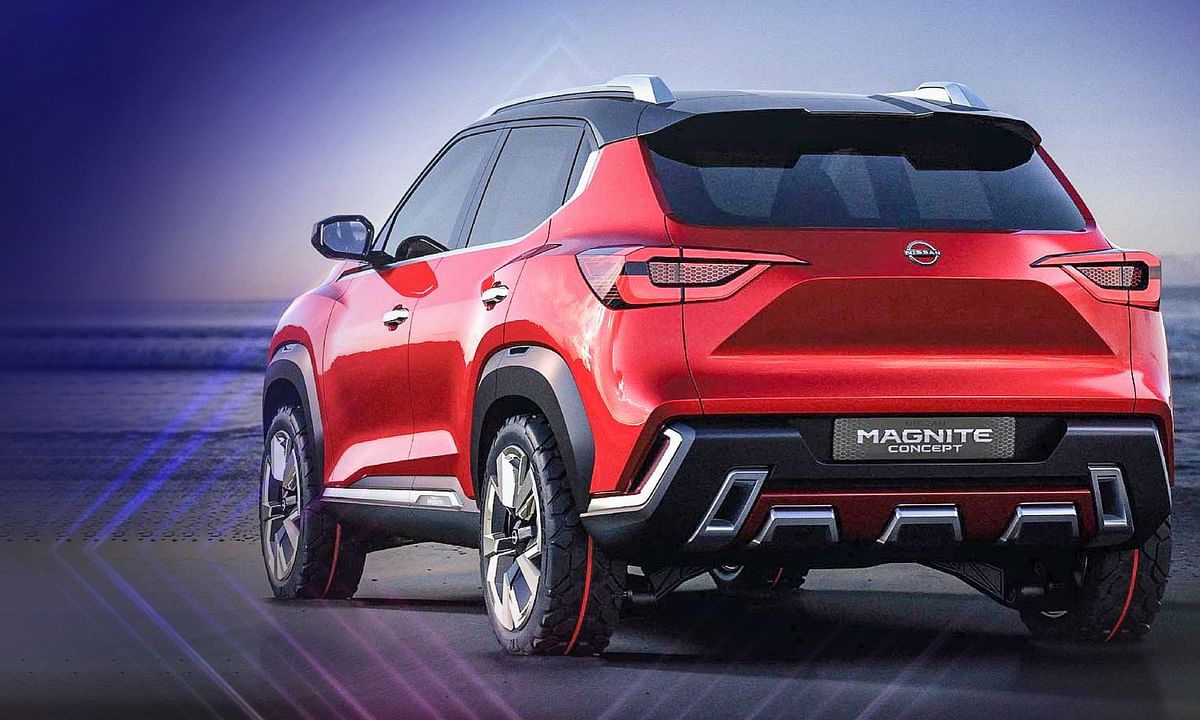Nissan India starts production of new compact SUV Magnite