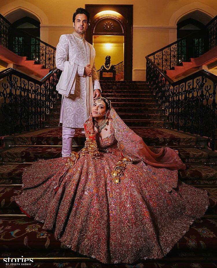शादी के बाद पहली बार काजल अग्रवाल ने शेयर की Wedding Photos