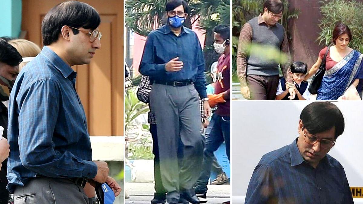 अभिषेक बच्चन की फिल्म 'बॉब बिस्वास' की शूटिंग हुई पूरी, सामने आई तस्वीर