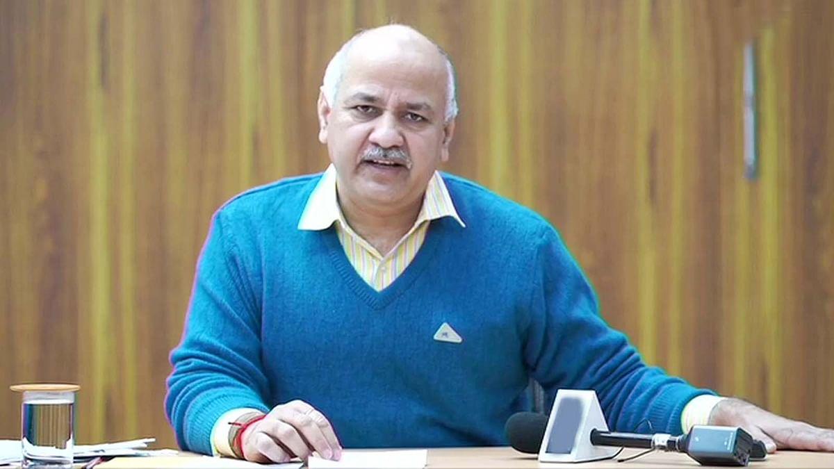 दिल्ली-UP स्कूल मॉडल पर सियासत:सिसोदिया ने स्वीकार किया मंत्रियों का चैलेंज