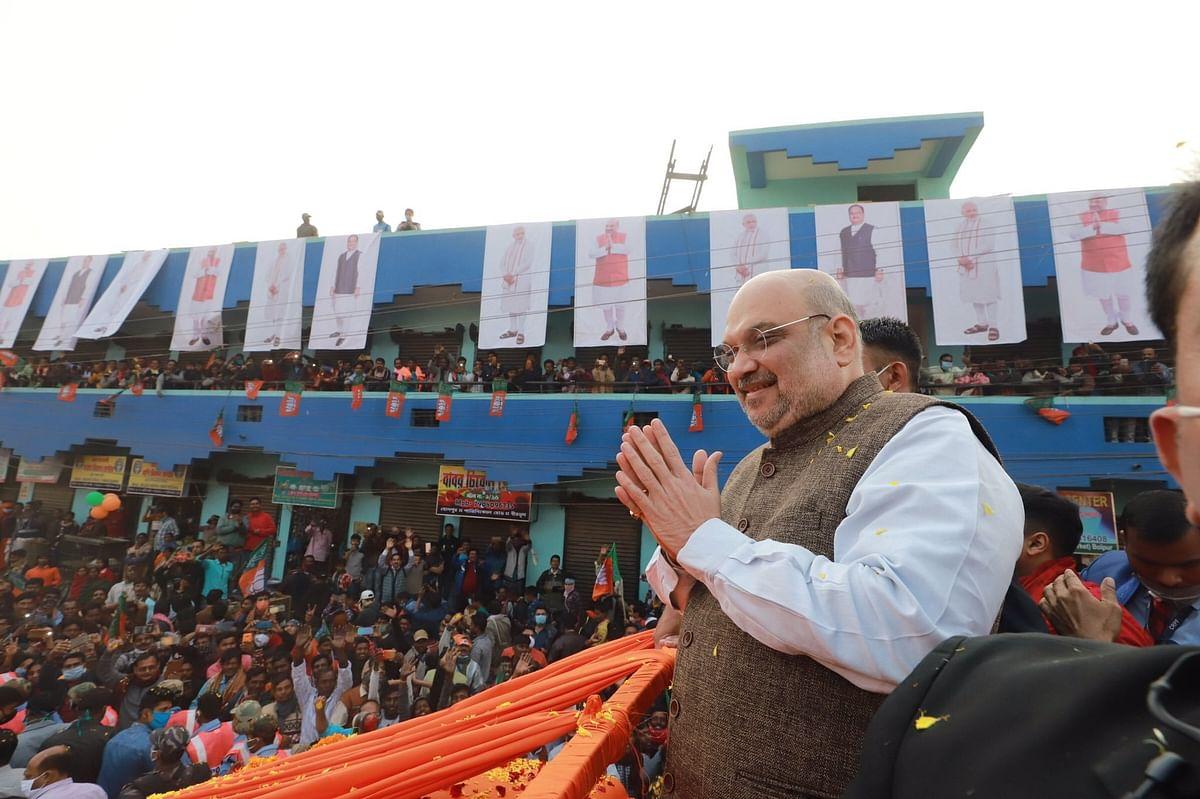बंगाल चुनाव में कमल खिलाने अमित शाह इस तारीख को खोलेंगे वादों का पिटारा