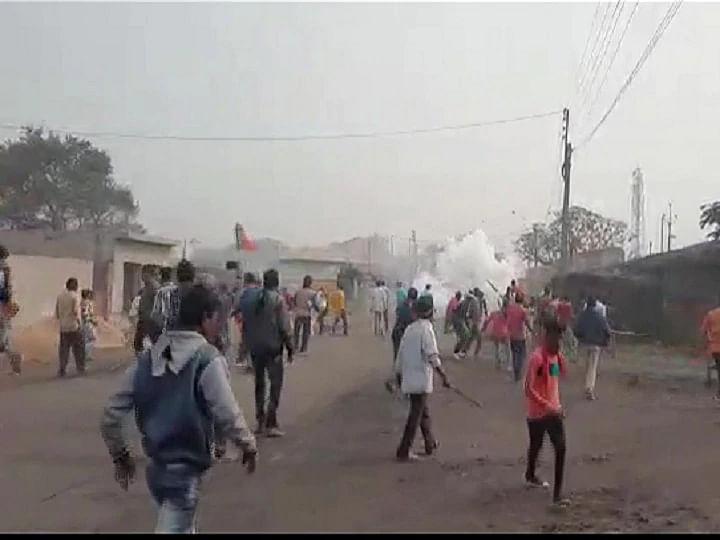 पश्चिम बंगाल में TMC-BJP कार्यकर्ताओं में हिंसक झड़प की वारदात
