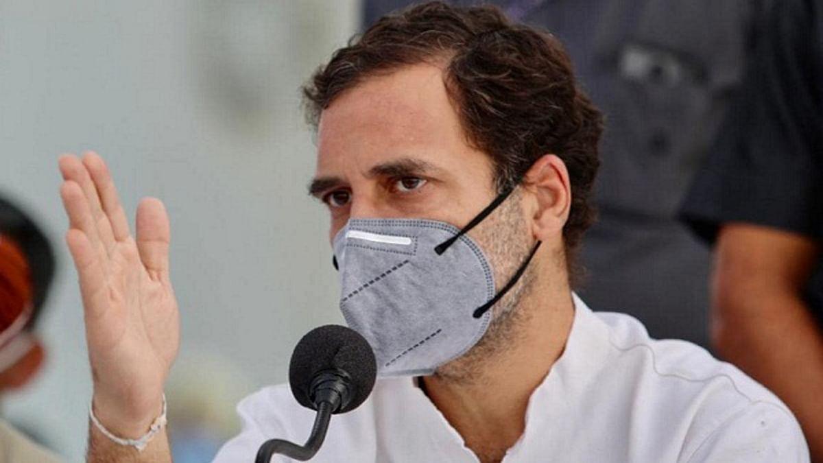 राहुल गांधी बोले- PM Cares के वेंटिलेटर और स्वयं PM में कई समानताएं हैं