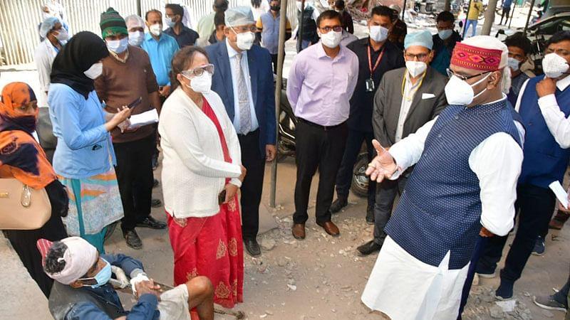 सुल्तानिया अस्पताल होगा गांधी मेडिकल कॉलेज परिसर में शिफ्ट: सारंग