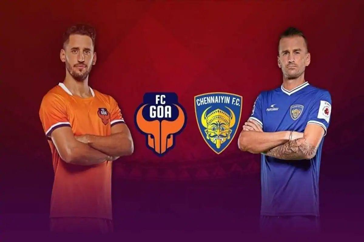 ISL 2020-21 : जीत की पटरी पर लौटा चेन्नइयन एफसी, गोवा को 2-1 से हराया