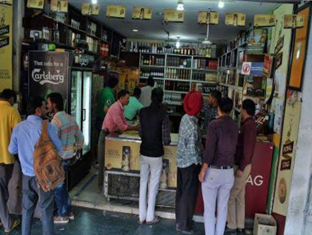 इंदौर : जिले में 21 वर्ष से कम उम्र के युवा को शराब नहीं बेची जा सकेगी