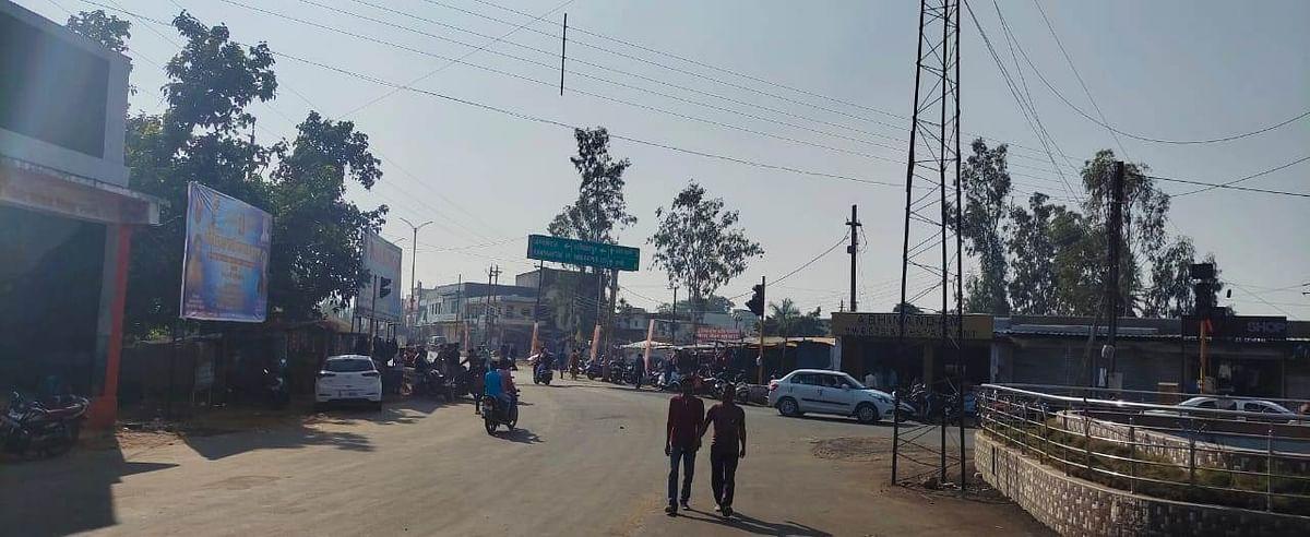 शहडोल : जिले में नहीं दिखा भारत बंद असर