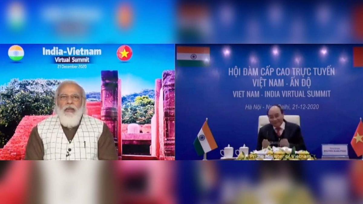 भारत-वियतनाम वर्चुअल समिट में 7 महत्वपूर्ण समझौतों पर हुए हस्ताक्षर