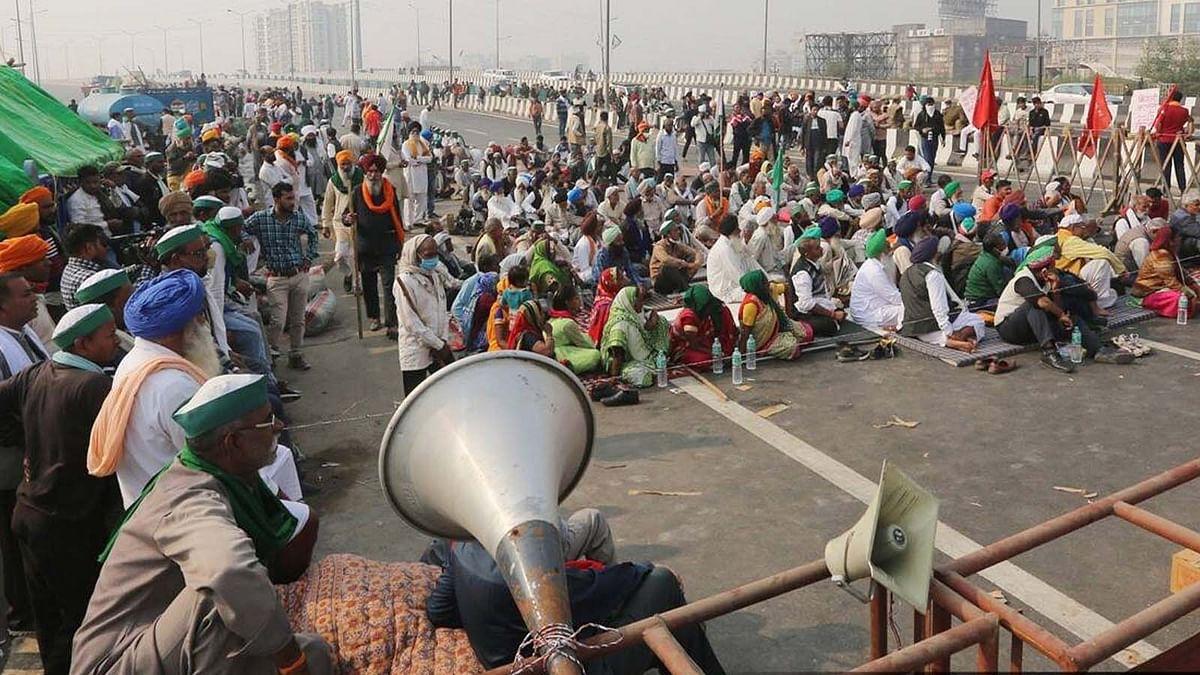 किसान आंदोलन का 11वां दिन-कांग्रेस, TMC व TRS का भारत बंद के समर्थन का ऐलान